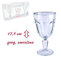 CASABLANCA 320 ml pohár silnostěný KUSOVKA