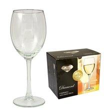 DIAMOND kalíšek bílé víno. 250 ml / 6ks