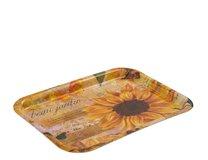Tácek melamin 31 x 22,5 cm Slunečnice
