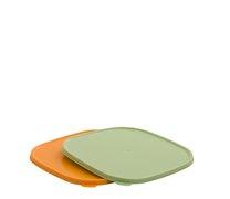 Náhradní díl k jidlonosičům, plast víčko,mix barev, 15x15 cm
