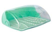 Chlebník plast sv.zelená
