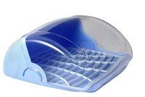 Chlebník plast sv.modrá