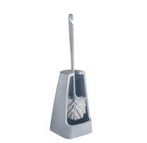 WC štětka JIN LUX stříbrná