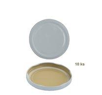 Velké víčko TWIST 82mm 10ks lesní ovoce