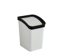 Odpadkový koš klip 3,3l bílý