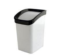 Odpad koš CLICK BIN 12l bílý