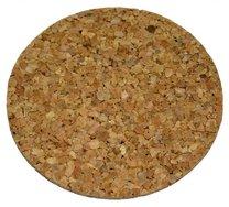 Korkové prostírání 6ks kulaté malé 9,6 cm