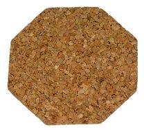 Korkové prostírání 6ks šestihran 9,6 cm