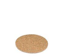 Korkové pr. kulaté pod horké nádobí 14,5 cm x 0,7 cm