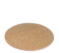 Korkové pr. kulaté pod horké nádobí 29,5 cm x 0,7 cm