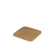 Korkové pr. čtverec pod horké nádobí 14,5 x 14,5 x 0,7 cm