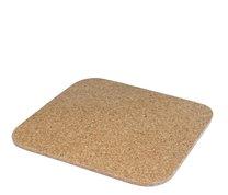Korkové pr. čtverec pod horké nádobí 29,5 x 29,5 x 0,7 cm