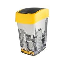 Odpadkový koš PACIFIC 25L vzor NYC