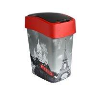 Odpadkový koš PACIFIC 25L vzor PARIS