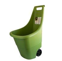 Vozík zahr plast EASY GO 51x56x84cm 50l/50kg