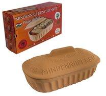 Forma na pečení chleba 41x23x18 6,7l glazovaná uvnitř