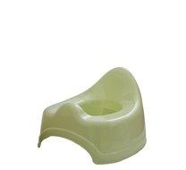 Dětský nočník - KORAL zelený žlutý