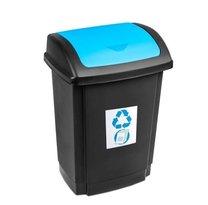Odpadkový koš SWING 25L modrý