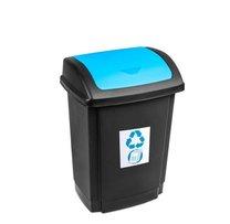Odpadkový koš SWING 15L modrá