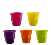 Hrnek plast 250ml mix barev