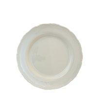 Ofelie talíř mělký bílý 25cm