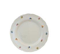 Ofelie talíř mělký 25cm/dekor házenka