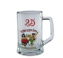 PUB pivní 0,5l - VÝROČKA 25