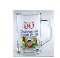 PUB pivní 0,5l - VÝROČKA 50