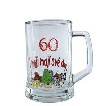 PUB pivní 0,5l - VÝROČKA 60