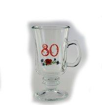 VENEZIA kavák 24cl výročka 80 červená