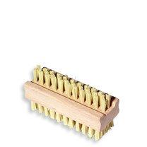 Kartáč oboustranný dřevo 10x4x5cm