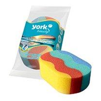 Houba koupelnová/barevné vlnky YORK 15x9x5cm