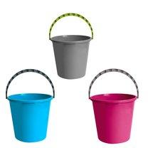 Vědro 10l SPRING mix barev