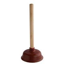 Zvon s dřevěnou tyčkou